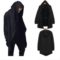 Scarf Men's Fashion Hoodies Hats Men Cloak Jacket [10669395779]