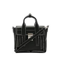 3.1 phillip lim Pashli Mini Satchel in Black
