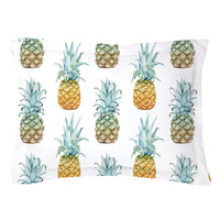 Pineapple Purist Pillow Shams