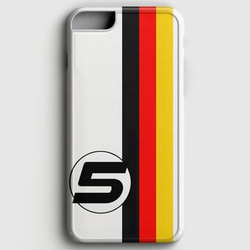Sebastian Vettel F1 Ferrari Germany iPhone 6 Plus/6S Plus Case | casescraft
