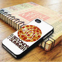 5 Second Of Summer Pizza Logo iPhone 5 | iPhone 5S Case