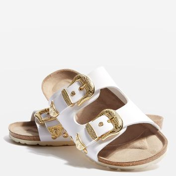 FALCON Buckle Sandals | Topshop