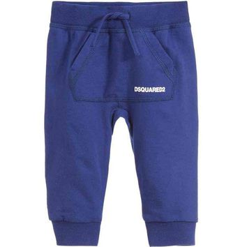NOV9O2 Dsquared2 Baby Boys Sweatpants