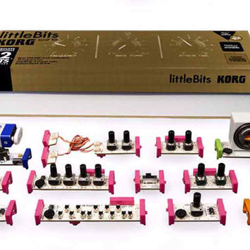 littleBits KORG Electronics Synth Set