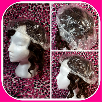 Add on Item - Plastic Processing Deep Conditioning Cap or Disposable Shower Cap