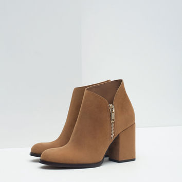 -Boots and ankle boots-Shoes-WOMAN | ZARA Mexico