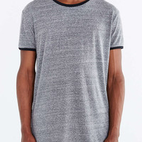 Feathers Long + Loose Ringer Scoop Neck Tee - Urban Outfitters