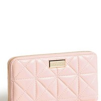kate spade new york 'sedgwick place - lacey' zip around wallet