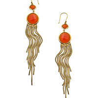 Syster P Gold Elise Earrings - Max & Chloe