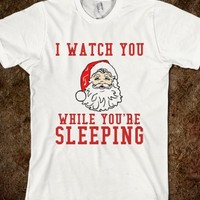 I WATCH YOU WHILE YOU'RE SLEEPING