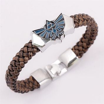 The Legend Of Zelda Knit Bracelet