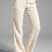 Sanctuary Weekender Wayfarer Trouser in Sand from REVOLVEclothing.com