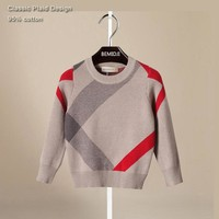 *online exclusive* kid's 2-6 years old classic england style sweater