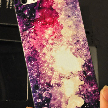 New Arrival Purple Milky Way Galaxy iPhone 5 Case Universe iPhone 5 Case