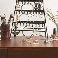 Magical Thinking Folding Ladder Jewelry Stand- Black One