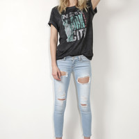 Prince Peter New York F'in City Tee- Grey