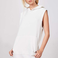 BDG Heather Muscle Hoodie Dress - Urban Outfitters