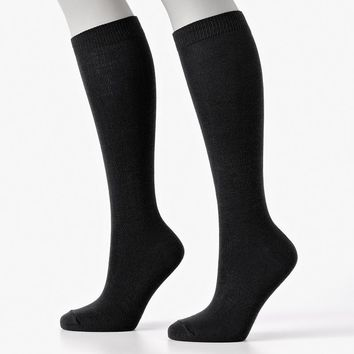 Apt. 9 2-pk. Flat-Knit Knee-High Socks