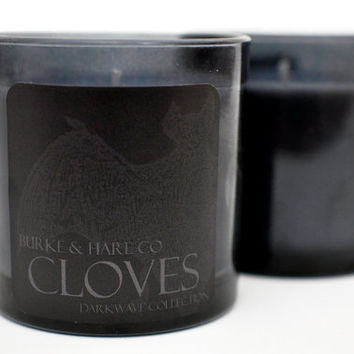Darkwave Collection - Scented Candle - Cloves
