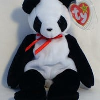 Ty Beanie Babies - Fortune the Panda Bear