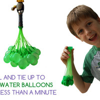 Bunch O Balloons: 100 Water Balloons in Less Than 1 Minute — Kickstarter