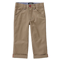 First Wave 12-24 Months Pull-On Pants - Khaki