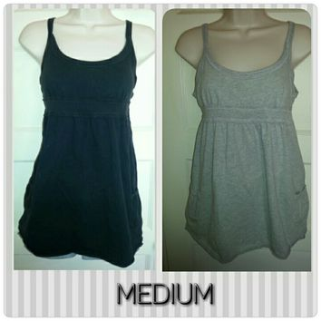 Combo Pack of Babydoll Tank Tops