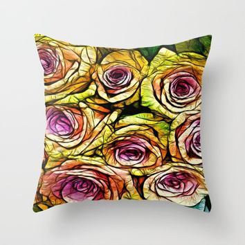 :: Don't Wait :: Throw Pillow by :: GaleStorm Artworks ::