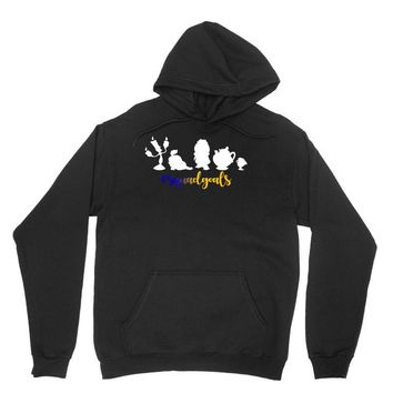 Beauty and The Beast Squadgoals Unisex Hoodie