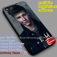 Kiss Mark | Magcon | Cameron Dallas iPhone 6s 6 6s+ 6plus Cases Samsung Galaxy s5 s6 Edge+ NOTE 5 4 3 #movie #MagconBoys dl2