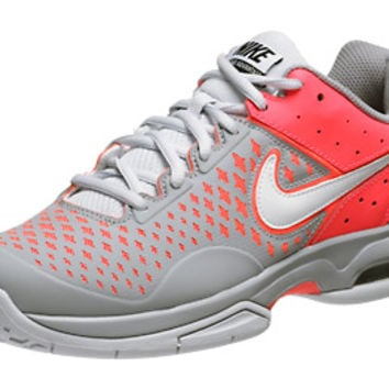 Nike Air Cage Advantage Gy/Atomic Red Women's Shoe