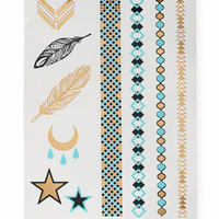 Temporary Tattoos Multi-Pack