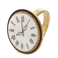 ModCloth Steampunk Roman Around Ring