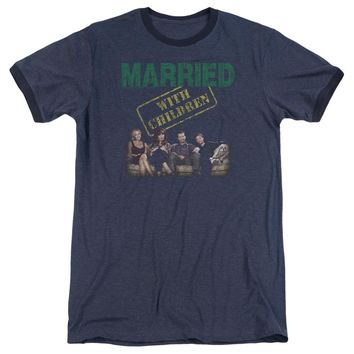 Married With Children - Vintage Bundys Adult Ringer