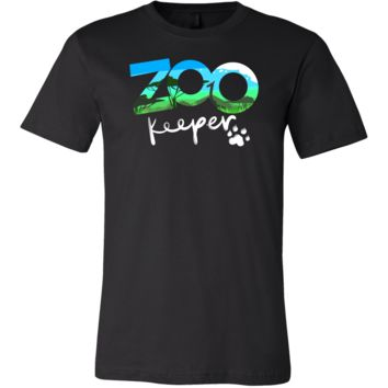 Zoo Zookeeper African Animal Safari Apparel