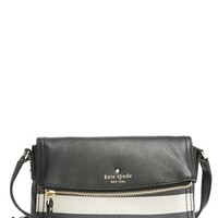 Women's kate spade new york 'cobble hill - mini carson' crossbody bag - Black
