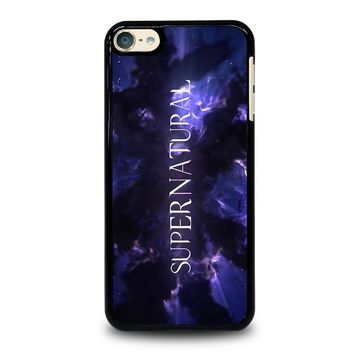 SUPERNATURAL  ICON iPod 4 5 6 Case