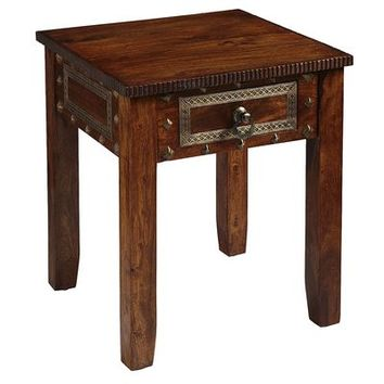 Heera End Table