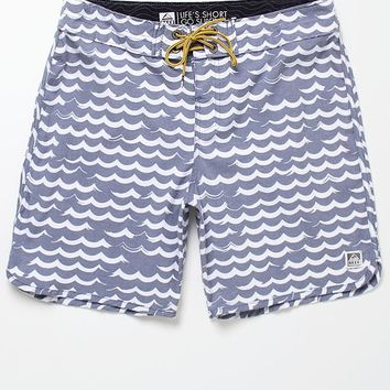 Reef Mizuma Boardshorts - Mens Board Shorts - Blue
