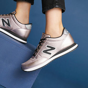 New Balance 501 Rose Gold Sneakers