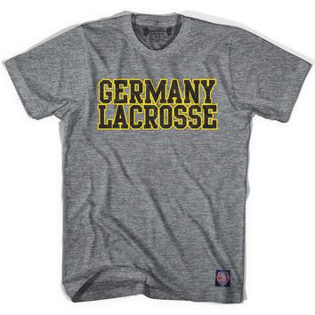 Germany Lacrosse Nation T-shirt