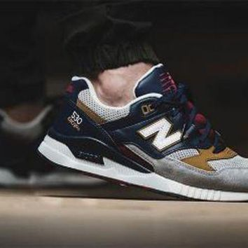 DCCK1IN new balance 530 90s running woods grey stone
