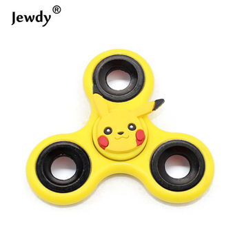 Pokemon Go Cartoon Color Kitty Captain America Fidget Spinners