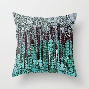 :: If I Had A Boat :: Throw Pillow by :: GaleStorm Artworks ::