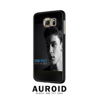 Shawn Mendes Song Samsung Galaxy S6 Edge Case Auroid