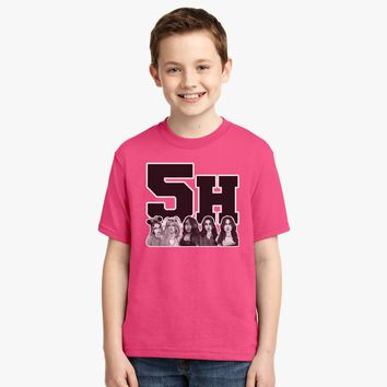 5H Fifth Harmony Youth T-shirt