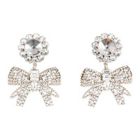Miu Miu e-store · Jewels · Earrings · Earrings 5AJL09_2ARA_F0QCD