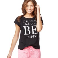 LLD Be Happy Graphic T