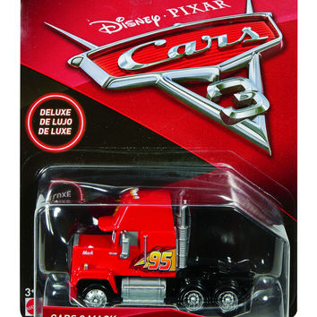 Cars 3 Diecast 1:55 Scale Oversized Deluxe Mack Truck