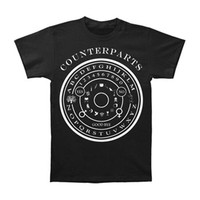Counterparts Men's  Ouija T-shirt Black
